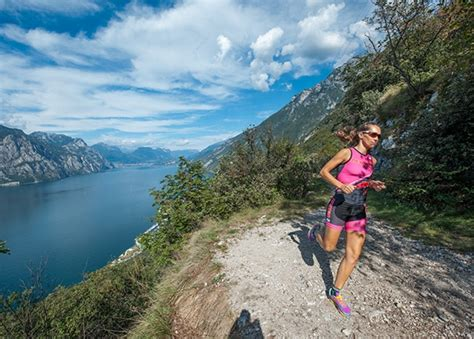 us running routes trails groups events and races jogging running and trail running in malcesine and on