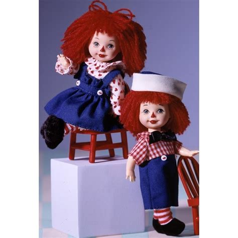rag doll glee 134 best of collecting raggedy addy images on