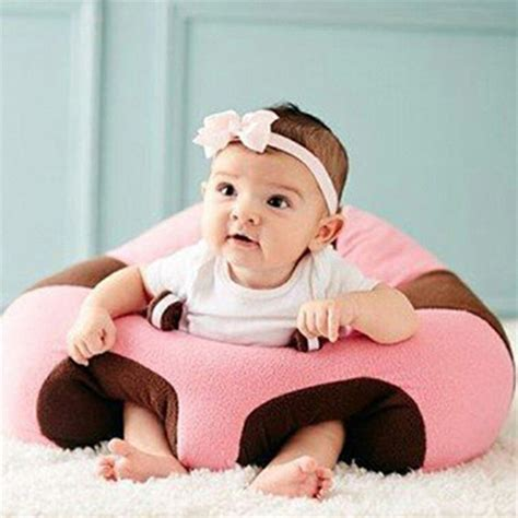 couch for baby baby support seat sofa plush soft animal shaped baby