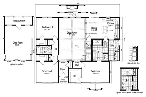 view the dalton floor plan for a 1869 sq ft palm harbor