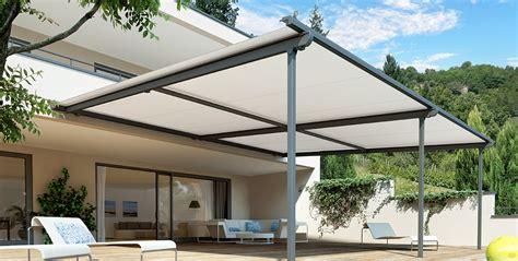 pergolati per terrazze pergole e tende per terrazze protezione dal sole con stobag