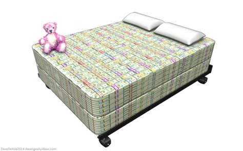 beds on finance breaking bad money bed sheets dave s geeky ideas