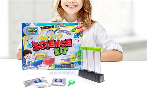weird science   science kit groupon goods