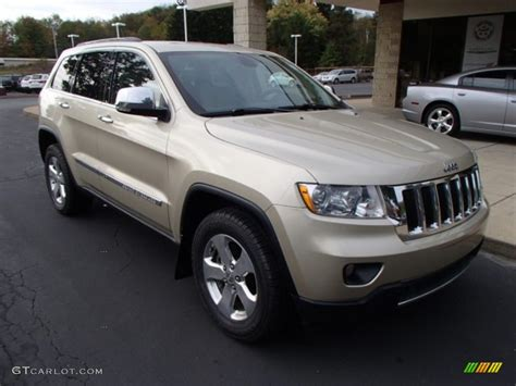 2000 gold jeep grand white gold metallic 2011 jeep grand limited 4x4