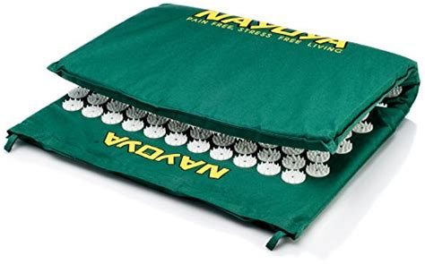 Acupuncture Mat Malaysia by Nayoya Acupressure Mat For At Home Back Sciatica