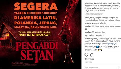 film pengabdian setan 2017 download wow film pengabdi setan akan tayang di amerika polandia