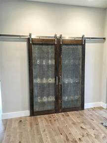 Metal Barn Doors Sliding Doors Grain Designs