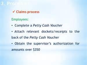 petty cash flowchart flowchart  word