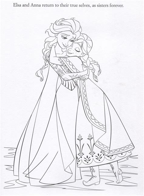Frozen 2 Coloring Pages by Official Frozen Illustrations Coloring Pages Frozen
