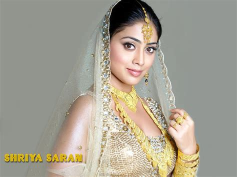 Model Shriya Saran Bridal Photo Shoot - SheClick.com Indian Designer Bridal Dresses 2017
