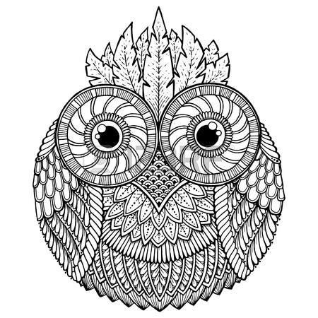 mandalas para colorear con animales y zentangles mandalas