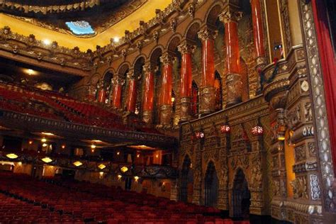 Bed And Breakfast Sonoma County View From Stage Right Picture Of The Fox Theatre Saint