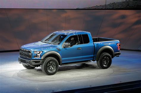 ford f 150 raptor 2017 ford f 150 raptor is quicker than 2015 model in