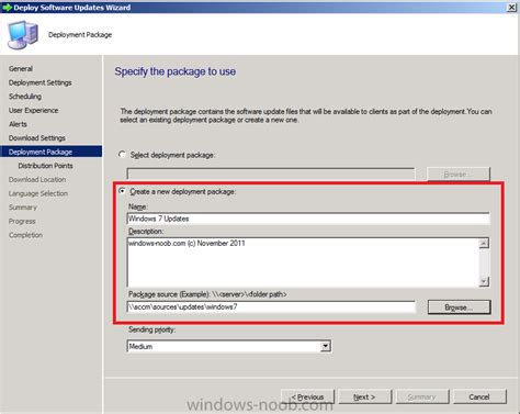 software to create templates using sccm 2012 in a lab part 6 deploying software