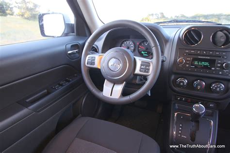 silver jeep patriot interior 2012 jeep patriot information and photos zombiedrive