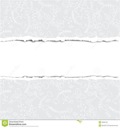 pattern rip paper stock photo image 30858730