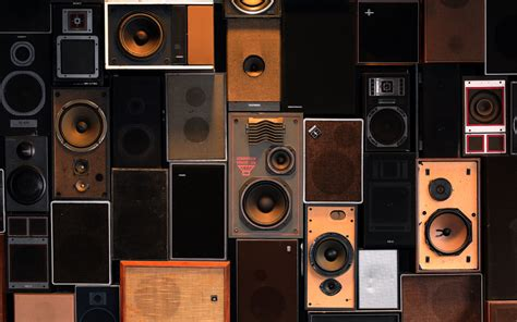 music speaker wallpaper desktop home made speakers system management 2014