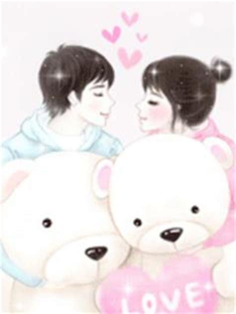 wallpaper kartun korea romantis love story indri indori kartun korea so sweet