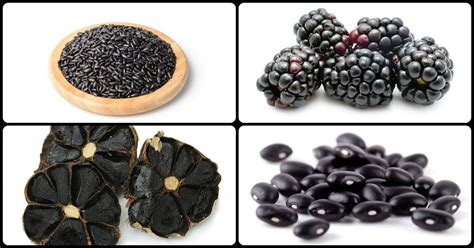 Do You About Black Foods 2 top 7 black foods with powerful health benefits