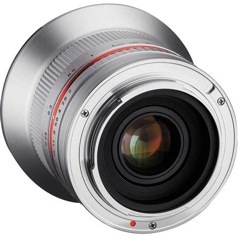 Samyang 12mm F2 0 samyang 12mm f2 0 olympus m4 3 mirrorless black
