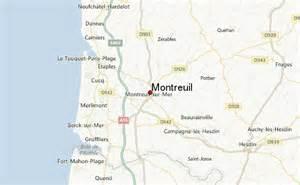 Guide Urbain de Montreuil sur Mer
