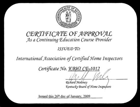 How To Become A Plumbing Inspector by Home Inspection School Ky Home Review