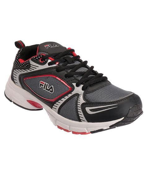 fila citrus black sports shoes price in india buy fila
