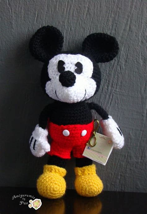 amigurumi pattern mouse pinterest the world s catalog of ideas