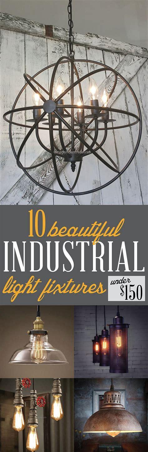 industrial type light fixtures 25 best ideas about rustic light fixtures on