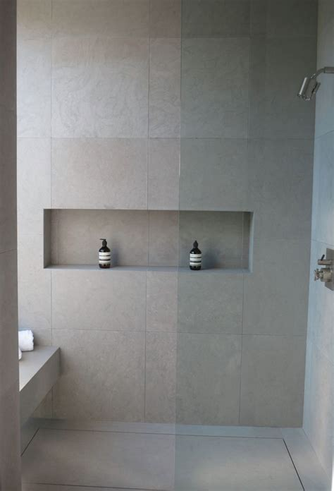 Recessed Shelf In Bathroom Wall » Home Design 2017