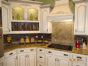 kitchen backsplash home pinterest