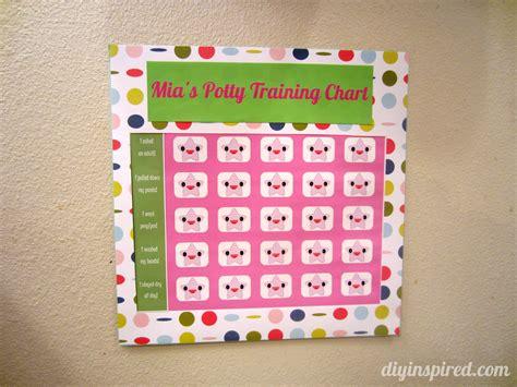 diy reward chart for kids printable diy printable potty training chart with free printable diy inspired