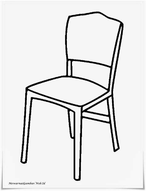 Kursi Untuk mewarnai gambar kursi mewarnai gambar