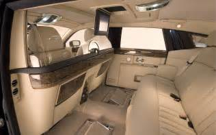 Interior Of Rolls Royce Phantom Rolls Royce Extended Wheelbase Interior Photo 41