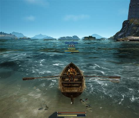 repair fishing boat bdo ships guide bdfoundry