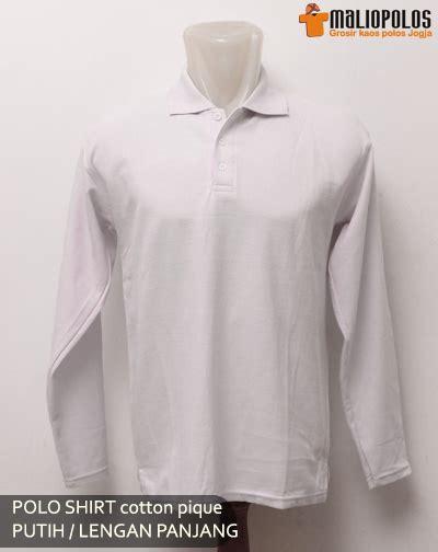 Kaos Lengan Panjang Jogja kaos polos polo shirt polos lengan panjang kini tersedia