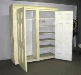 Free Standing Coat Closet Free Standing Closet Wardrobe Wardrobes Armoires Closets