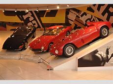 Ferrari Museum in Maranello To Expand F1 Driver Numbers
