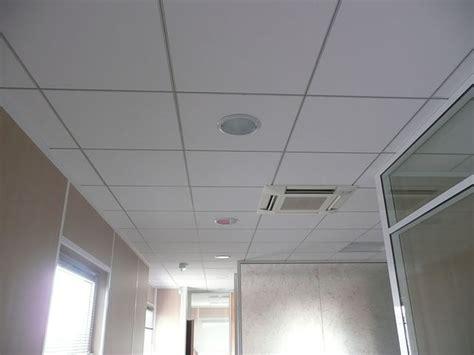 Plafond Suspendu Commercial by Faux Plafonds Suspendus Pour Vos Bureaux Professionnels
