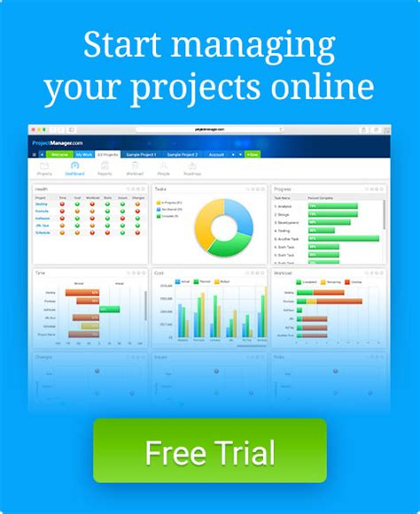 project task tracking template projectmanager com