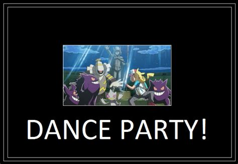 Dance Party Meme - dance party meme by 42dannybob on deviantart