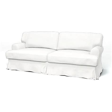 loose fitting sofa covers ekeskog 3 seater sofa cover loose fit country housses de