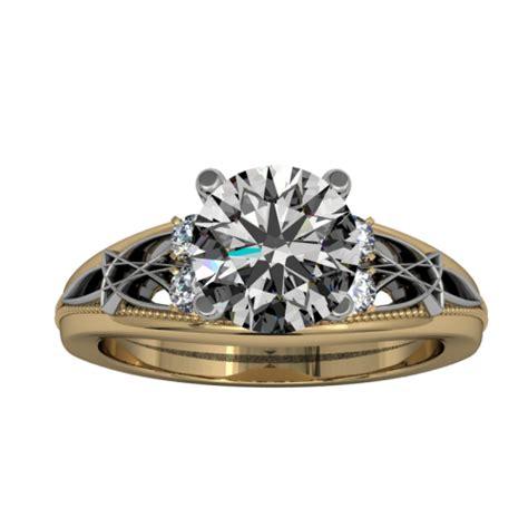 diamonds celtic 14k white eclectic