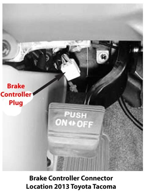 brake controller installlation  toyota tacoma