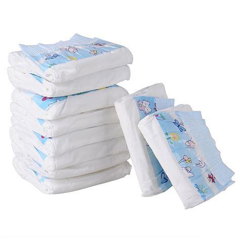 Disposable Diapers X S M L 10 pcs comfy pet disposable cat cotton