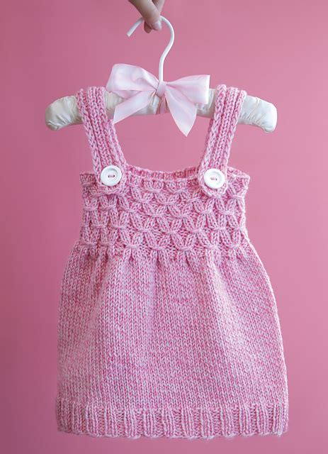pattern for toddler jumper dress baby knit jumper dress with fun pattern i actually know