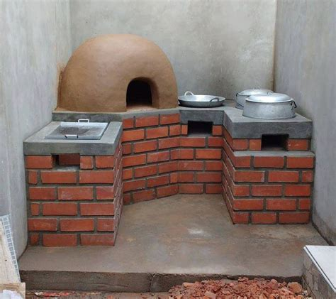 hornos artesanales hechos  piedra indispensables  tu patio  jardin ideas perfectas
