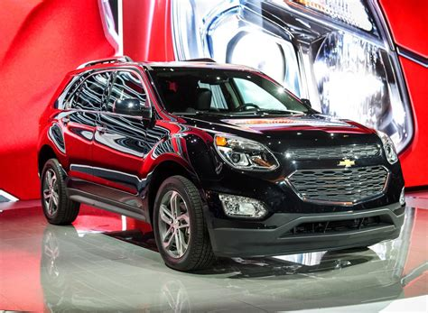 2016 chevy equinox arrives with a facelift more features