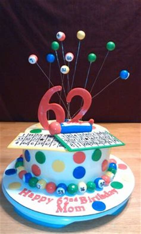 images  bingo cakes  pinterest bingo cake