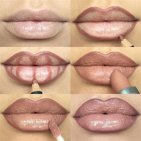 si鑒e du s駭at 12 tutorials to apply lip liner pretty designs